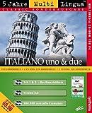MultiLingua Classic, CD-ROMs in Cartbox, Italiano Uno & Due 3.3, 2 CD-ROMs Bild