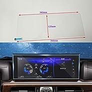 غطاء واقي زجاجي لشاشة القيادة مع نظام تحديد المواقع جي بي اس لطراز سيارة ال اكس 570، ال اكس 470 من بياوبايج، م