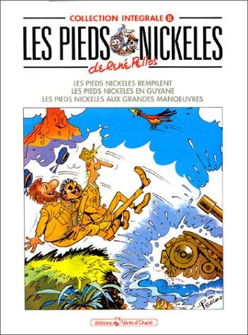 Les Pieds Nickelés, tome 8 : L'Intégrale