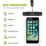 Mpow [2-Pack] Housse Étanche Certifiée IPX8, Pochette Téléphone Universal avec...