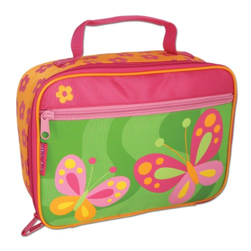 Stephen Joseph Childrens Insulated Lunch Box, Butterfly [Kitchen & Home]