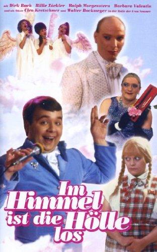 Im Himmel ist die Hölle los [VHS]