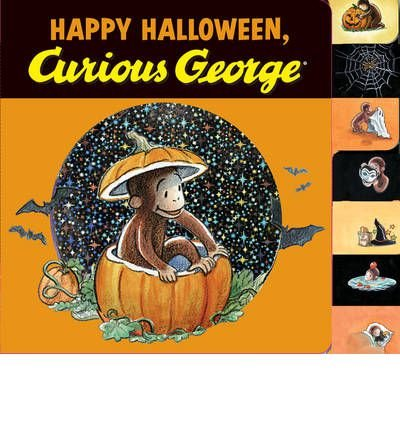 [Curious George Happy Halloween] [by: H. A. - Halloween, Curious George Happy