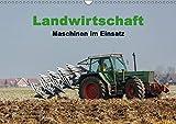 Landwirtschaft - Maschinen im Einsatz (Wandkalender 2019 DIN A3 quer): Auf 13 faszinierenden Bildern zeigt der Fotograf Rolf Pötsch die Arbeit der ... 14 Seiten ) (CALVENDO Technologie)