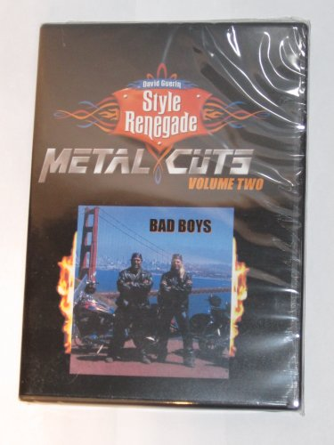 Bad Boys Salon Haircutting Hair Styling Style Renegade Metal Cuts Volume II Dvd -