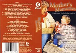 Mother's Memories ~ 20 Golden Ballads ~ Various Artists [CASSETTE]