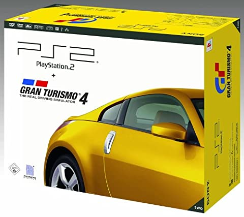 Playstation 2 - PS2 Konsole Slim + Gran Turismo