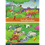 Letrilandia Libro de lectura 1 - 9788426355836