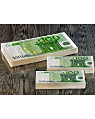 Idea Regalo - Confezione di fazzoletti e tovaglioli in carta stampati 100Euro