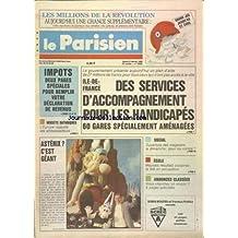 PARISIEN [No 13824] du 18/02/1989 - POUR LUTTER CONTRE L'INSECURITE - DES COMMISSARIATS DANS LE METRO - MESNEL - ALBALADEJO POUR FRANCE - GALLES - LE MARIAGE EST A LA MODE - VERSETS SATANIQUES - LES EDITEURS FRANCAIS RELEVENT LE DEFI DE KHOMEYNI