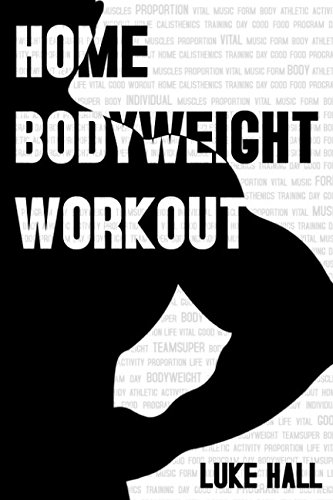 Home bodyweight workout por Luke Hall