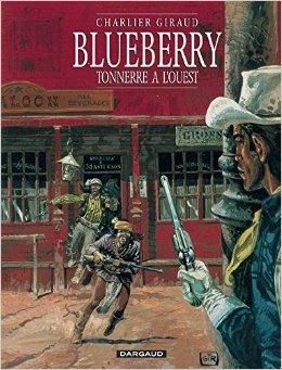 Blueberry, tome 2 : Tonnerre à l'Ouest de Jean Giraud (Dessins),Jean-Michel Charlier (Scenario) ( 7 juin 1996 )
