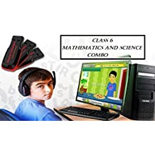 Heavenzr Technologies Class 6 COMBO (Mathematics And Science) Study Tool In Pendrive