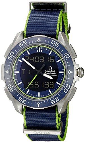 Omega Speedmaster Schweizer Quarz-Titan Automatik Herren Armbanduhr 31892457903001