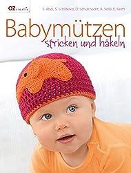 Babymützen stricken und häkeln