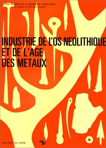 Industrie de l'os néolithique et de l'âge des métaux, tome 1