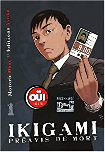 Ikigami Edition simple Tome 1