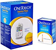 OneTouch Verio Meter and OneTouch Verio Strip 50 (Multicolor)
