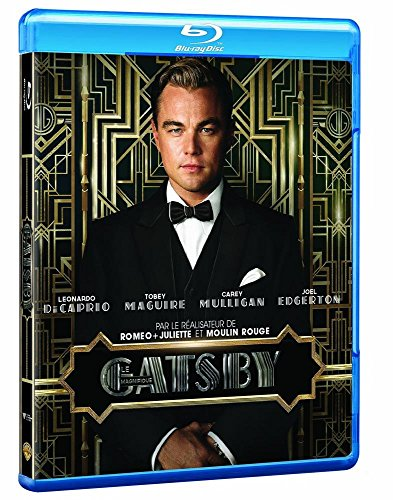 Gatsby : Le Magnifique - Oscar® 2014 du Meilleur Décor [Blu-ray]