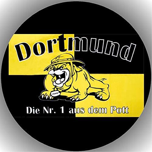 Fondant Tortenaufleger Tortenbild Geburtstag Dortmund T7