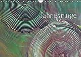 Jahresringe (Wandkalender 2019 DIN A4 quer): Jahresringe - Jedes Jahr voller Leben (Geburtstagskalender, 14 Seiten ) (CALVENDO Kunst)