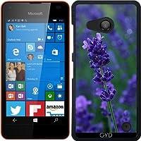 Custodia per Microsoft Lumia 550 - Lavanda Cespuglio by UtArt