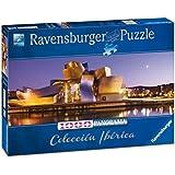 Ravensburger - Museo Guggenheim Bilbao, rompecabezas de 1000 piezas, 98 x 37 cm (150724)