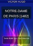 NOTRE DAME DE PARIS-1482 - Format Kindle - 9791022753302 - 1,99 €