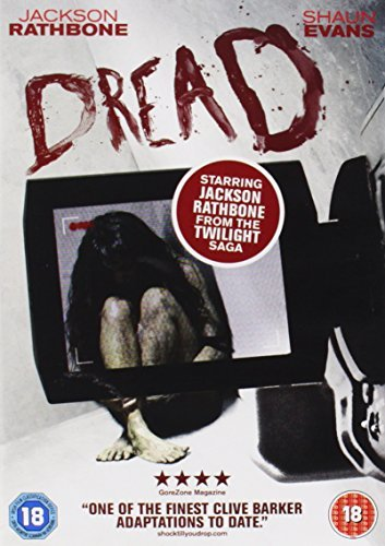 Dread [DVD] by Jackson Rathbone