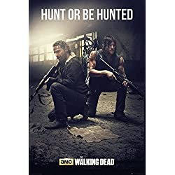 GB eye LTD, The Walking Dead, Hunt, Maxi Poster, 61 x 91,5 cm