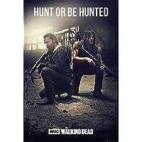 GB eye LTD, The Walking Dead, Hunt, Maxi Poster, 61 x 91,5 cm - Hunt Picture