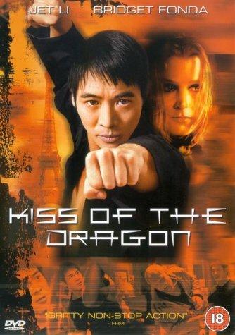 Kiss of the Dragon [DVD] [2001] by Jet Li|Bridget Fonda|Tch?ky Karyo|Laurence Ashley