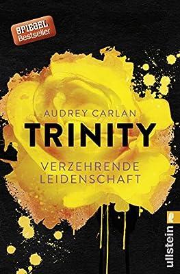 Die Trinity-Serie: Trinity - Verzehrende Leidenschaft - Ein neues Leben. Eine grosse Liebe. Eine toedliche Gefahr. Der erste Band der Trinity-Serie.