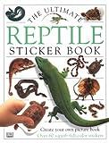 Reptiles: The Ultimate Sticker Book (Ultimate Sticker Series)