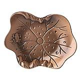 GROOMY Metall Ahorn Lotus Blatt Coaster Tisch Tee Tasse Matte Pad Halter Tischset Geschirr