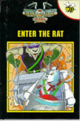 Biker Mice from Mars: Enter the Rat (Biker Mice from Mars buzz books)