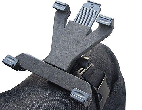 Aftertech® Fixation réglable MyClip Kneeboard sur cuisse pour tablette iPad Référence F6D2