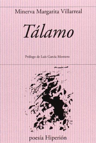 Tálamo: Prólogo de Luis García Montero (Poesía Hiperión)