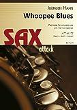 Whoopee Blues For 3 Saxophones and opt. Rhythm Section / Für 3 Saxophone und opt. Rhythmussektion (Partitur und Stimmen) (Little Bigband Series)
