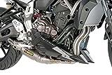 Puig Puntale Carbon Look, Yamaha Mt07 Auspuff Orig.-Akrapovic 14-18