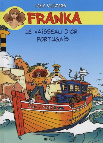 Franka : Le vaisseau d'or portugais