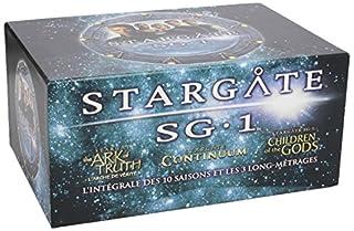 Stargate SG-1 - L'intégrale des 10 Saisons + 3 Films [Édition Limitée] (B002CXG7B4) | Amazon price tracker / tracking, Amazon price history charts, Amazon price watches, Amazon price drop alerts