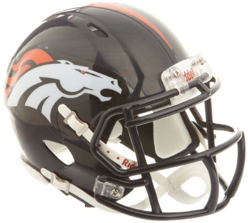 Denver Broncos Speed Mini Helm