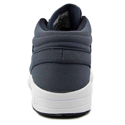 Nike Stefan Janoski Max Mid Azul / Blanco (Sqdrn Bl / White-Drk Obsdn-White)