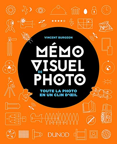 Mémo visuel de photo - Toute la photo en un clin d'oeil par Vincent Burgeon