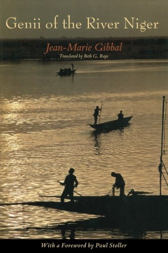 Genii of the River Niger por Jean-Marie Gibbal