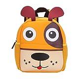 Best Zaini per ragazzi Kindergarten - DafenQ 3D Carina Animale Zaino per bambini Zaino Review