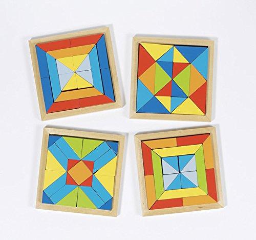 Legespiel Formenwelten - 1 Puzzle