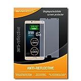 SWIDO Schutzfolie für Allview P8 Energy Pro [2 Stück] Anti-Reflex MATT Entspiegelnd, Hoher Härtegrad, Schutz vor Kratzer/Bildschirmschutz, Bildschirmschutzfolie, Panzerglas-Folie