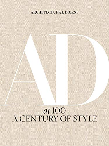Architectural Digest at 100: A Century of Style (English Edition)